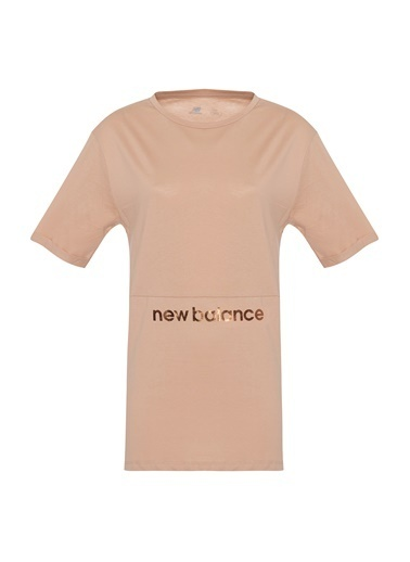 New Balance Tişört Bej